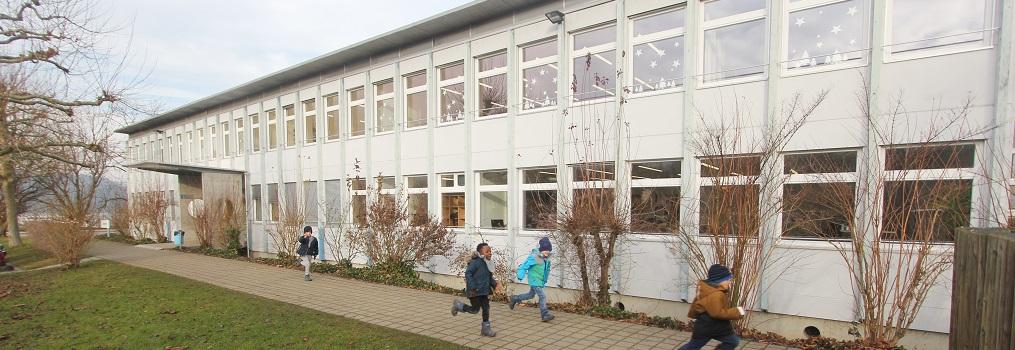 Primarschule Ruopigen wird zum Sekundarschulhaus umfunktioniert