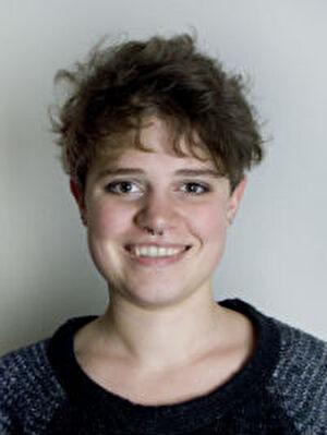 Irina Studhalter. Grossstadträtin