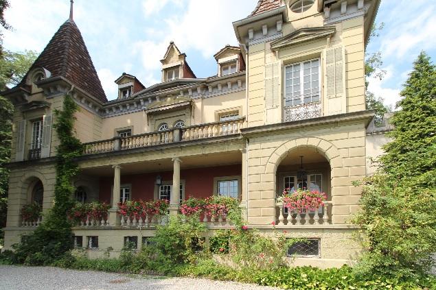 Villa Auf Musegg Suedfassade