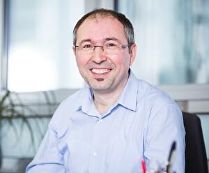 Hamit Zeqiri, Geschäftsführer FABIA