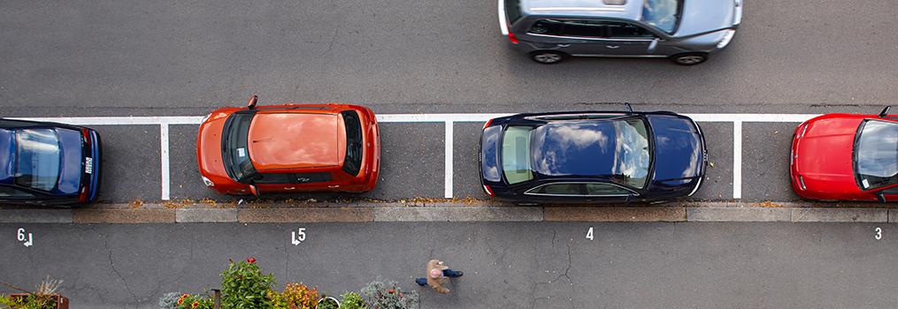 Bild Autoparkplätze