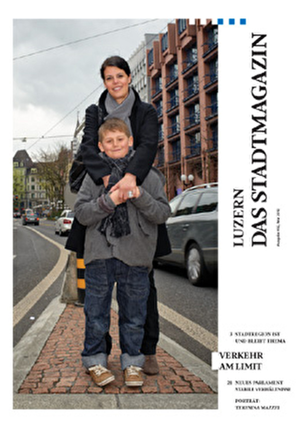 Stadtmagazin Nr. 2/2012