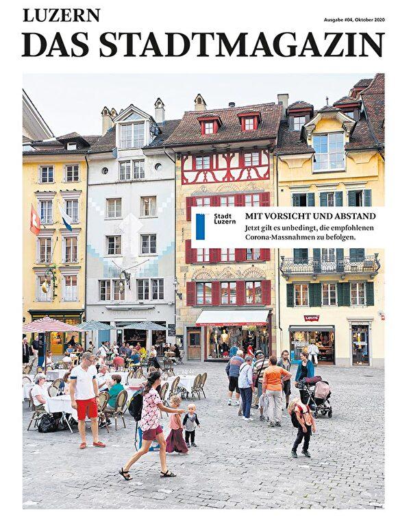 Stadtmagazin Nr. 4/2020