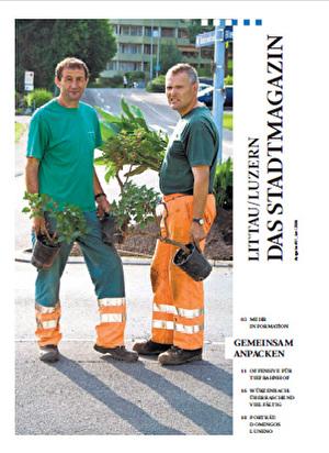 Das Stadtmagazin 1/2009