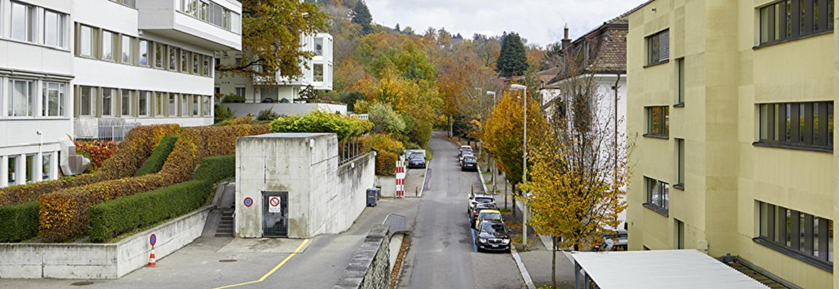 Übersicht Rigistrasse