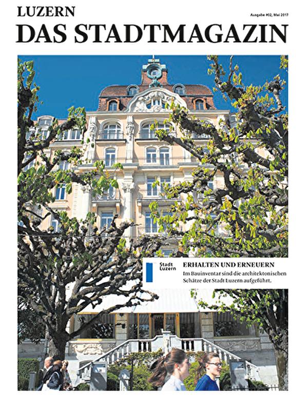 Stadtmagazin Nr. 2/2017
