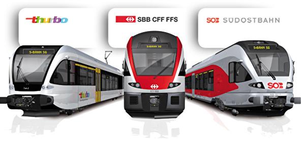 S-Bahn St. Gallen