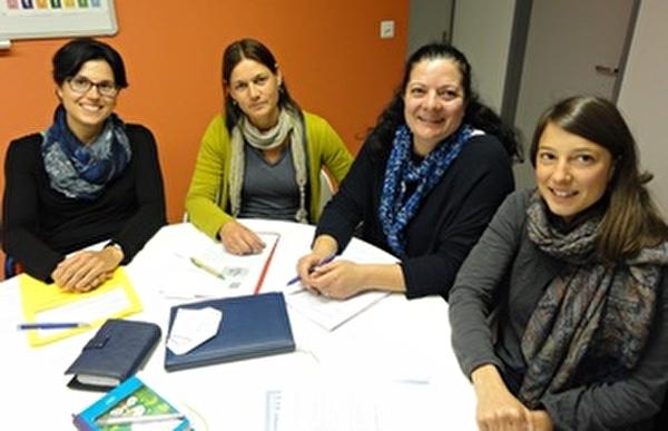 Schulsozialarbeit - Team