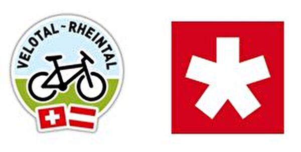 Radfahren Velotal Rheintal