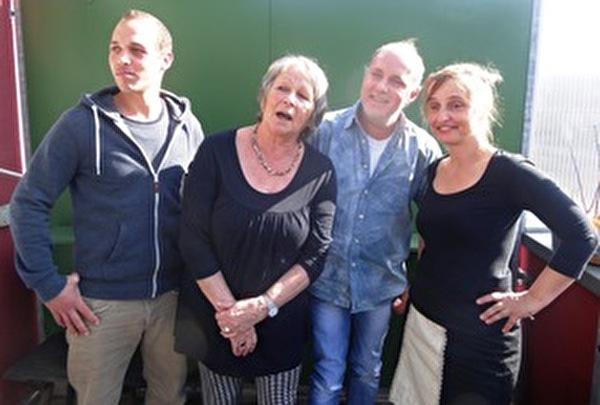 Team Familientheaterwoche