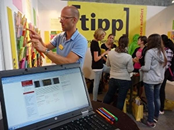 tipp-Infos an der OBA