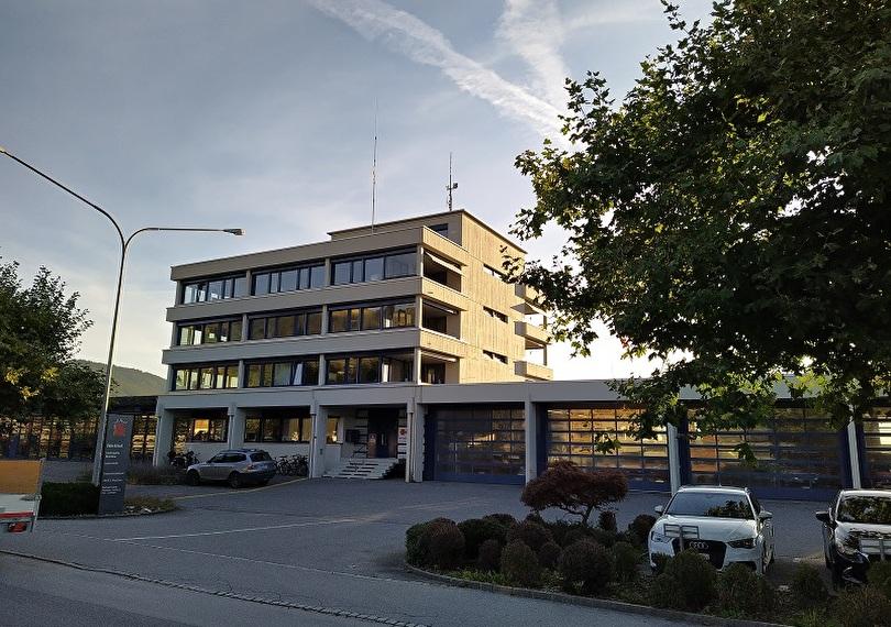 Werkhof Altstätten
