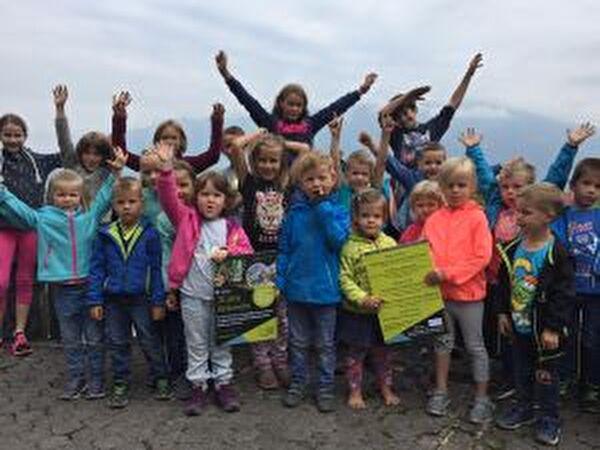 Kinder aus Rüthi sind gespannt auf Verschreckjäger Marius und die weiteren Aktivitäten von Jubla, TV, Pfadi und co.