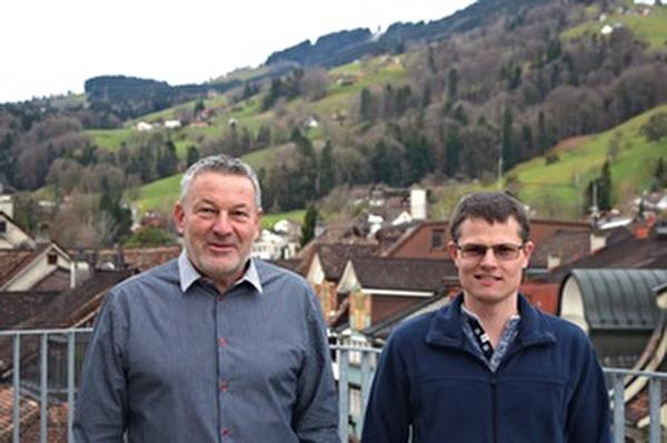 Karl Segmüller übergibt sein Amt an Daniel Keel