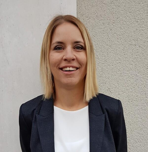 Fabienne Dobler, neue Leiterin Bereich Grundbuchamt Altstätten-Eichberg