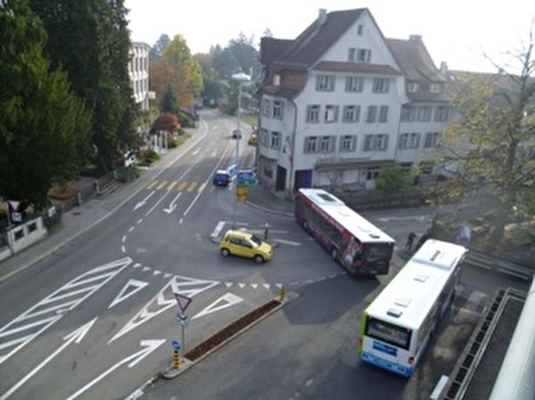 Infrastruktur- und Verkehrsanlagen Stadtentwicklungsprojekt Freihof-Rathaus