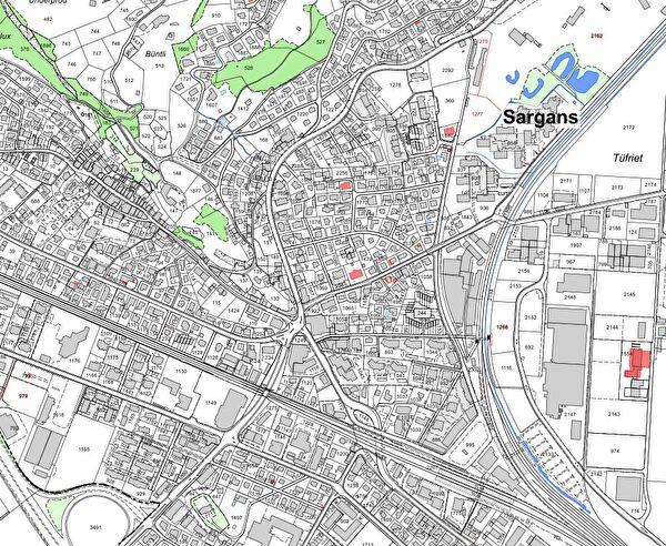 Pläne und Geodaten