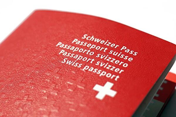 Schweizer Pass