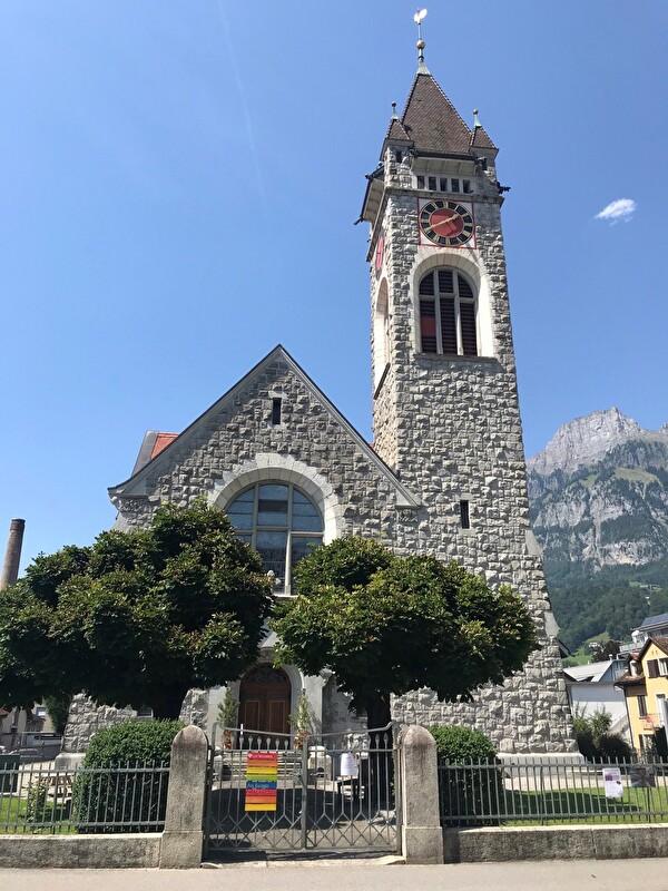 Evangelische Kirche Walenstadt