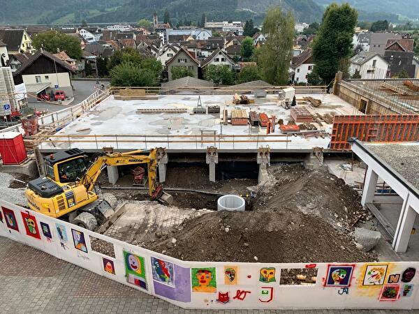 Erweiterungsbau Obstadtschulhaus