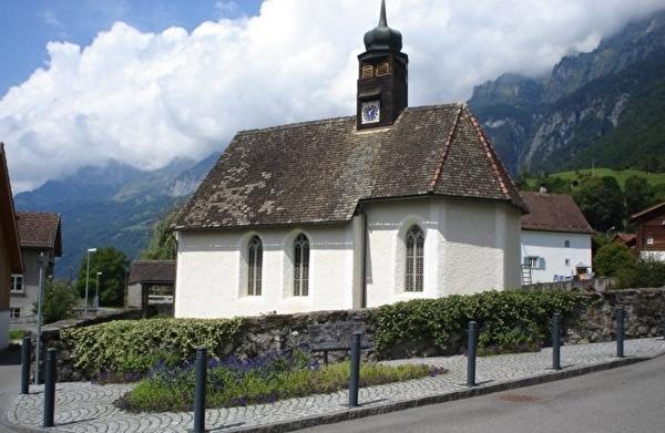 Johanneskirche Tscherlach