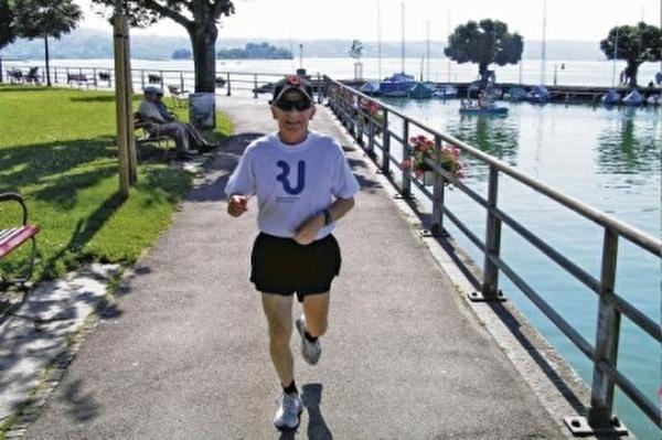 Pius Nock, Jogging-Stadtführer