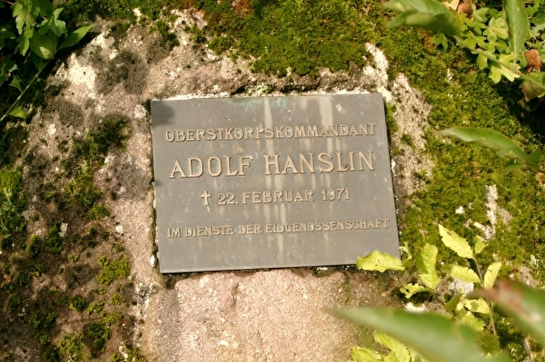 Hanslin-Gedenk-Schiessen
