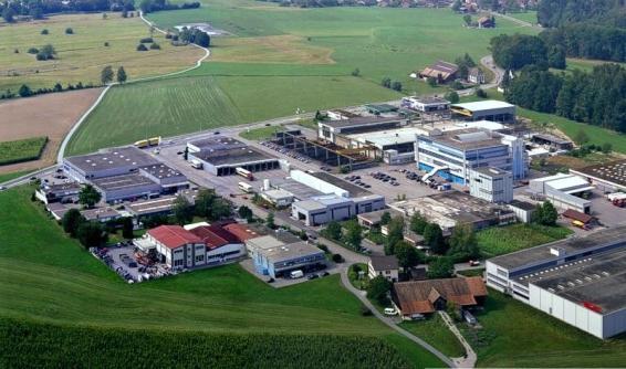 Industriequartier Buch (Foto: Bruno Züger)