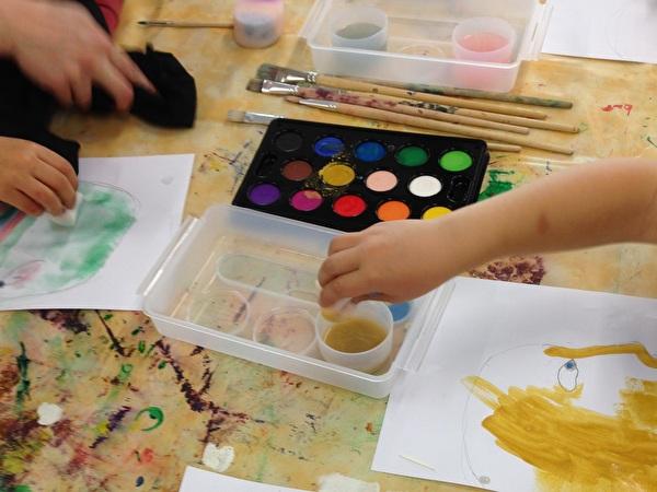 Kinder Kunst Labor