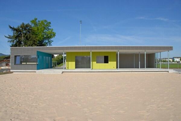 Beachvolleyball-Anlage Grünfeld