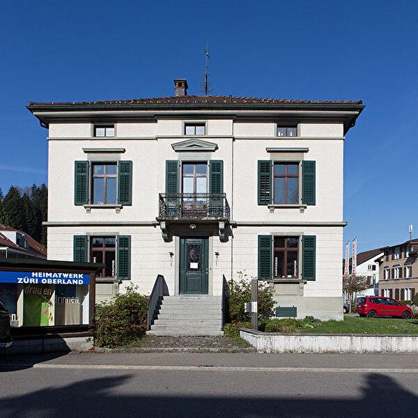 Gebäude Heimatwerke