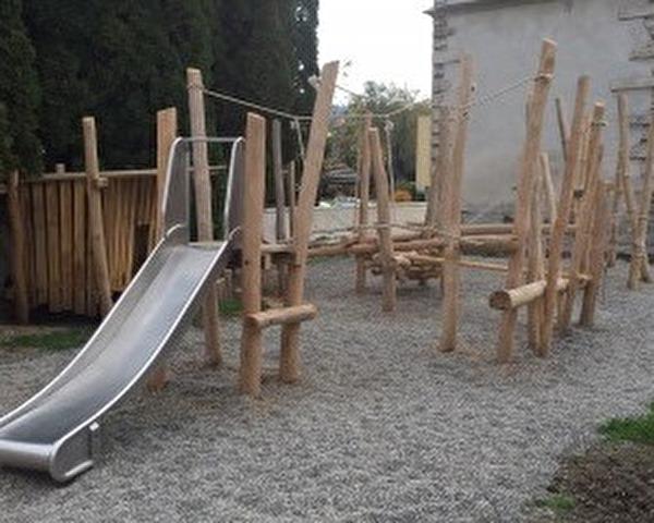 Spielplatz Reformierte Kirche
