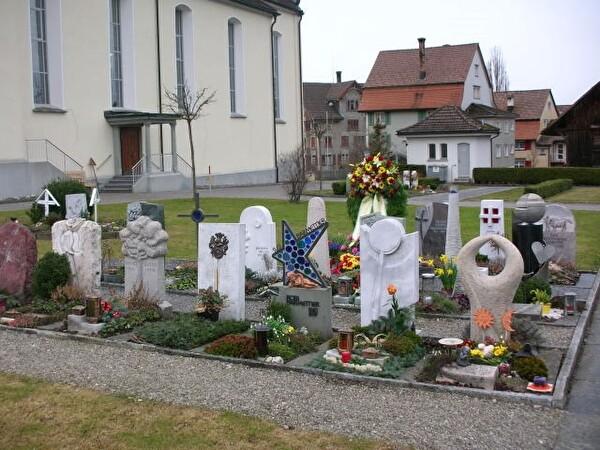 Bild von Friedhof in Andwil