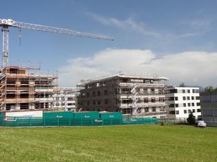 Linggenweid - neue Wohnungen entstehen