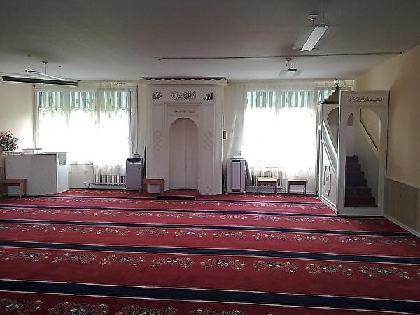 Moschee von innen