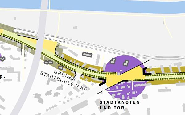 Schema Stadtboulevard