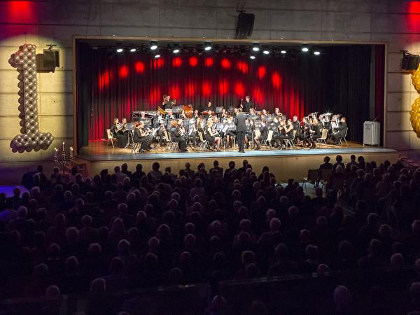 Neujahrskonzert Harmonie Schlieren