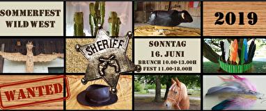 Sommerfest Chrüzacher - Wild West