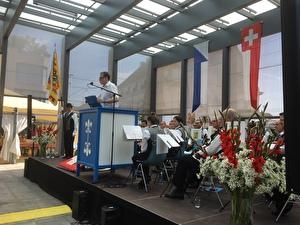 Festredner Roger Bachmann, Stadtpräsident