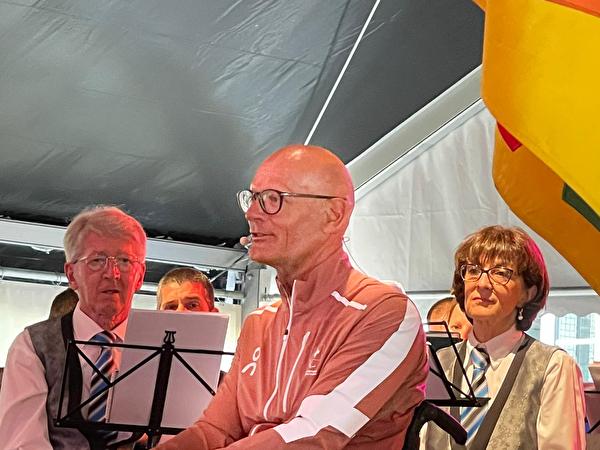 Heinz Frei, Festredner
