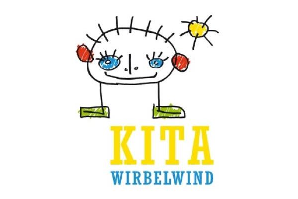 Logo Kita Wirbelwind