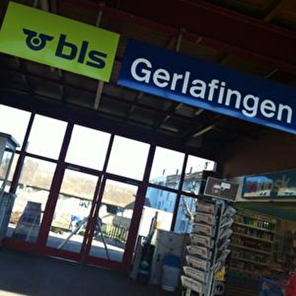 Bahnhof Gerlafingen