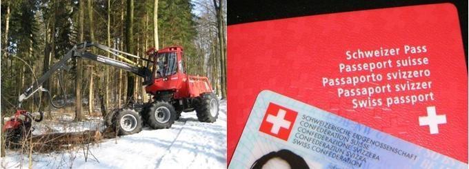 Symbolbild für Waldwirtschaft und Bürgerrecht