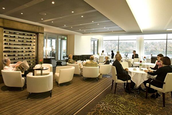 Restaurant Park-Café im Park-Hotel am Rhein****