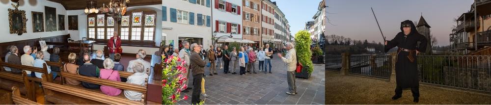 Visites guidées à Rheinfelden