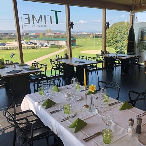 Das Restaurant mitten im Grünen