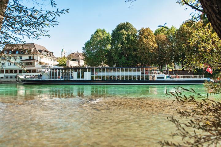 Basler Personenschifffahrt - Seminare auf dem Rhein
