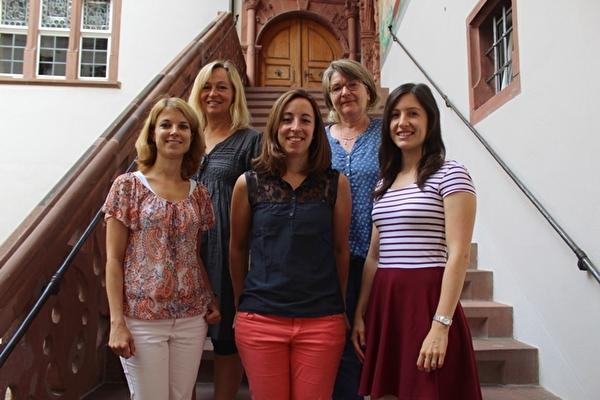 Team von Tourismus Rheinfelden