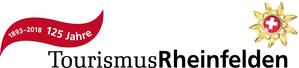 Jubiläumslogo Tourismus Rheinfelden