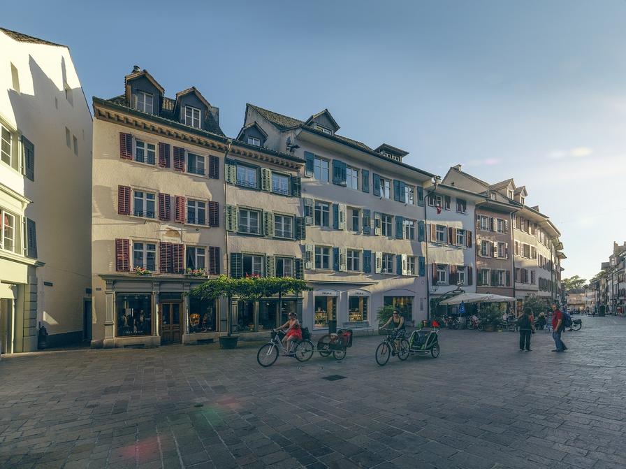 Altstadt Rheinfelden, Marktgasse